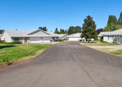 senior living Kiwi-Loop-Duplexes-Street-entrance-view